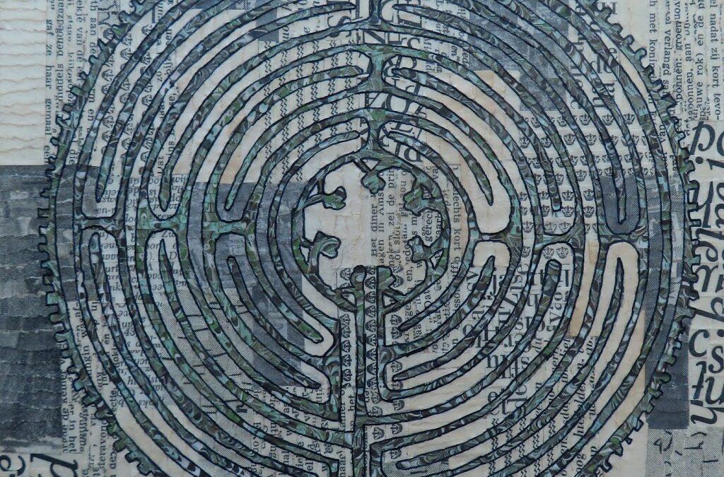 Expositie Reis door het labyrint